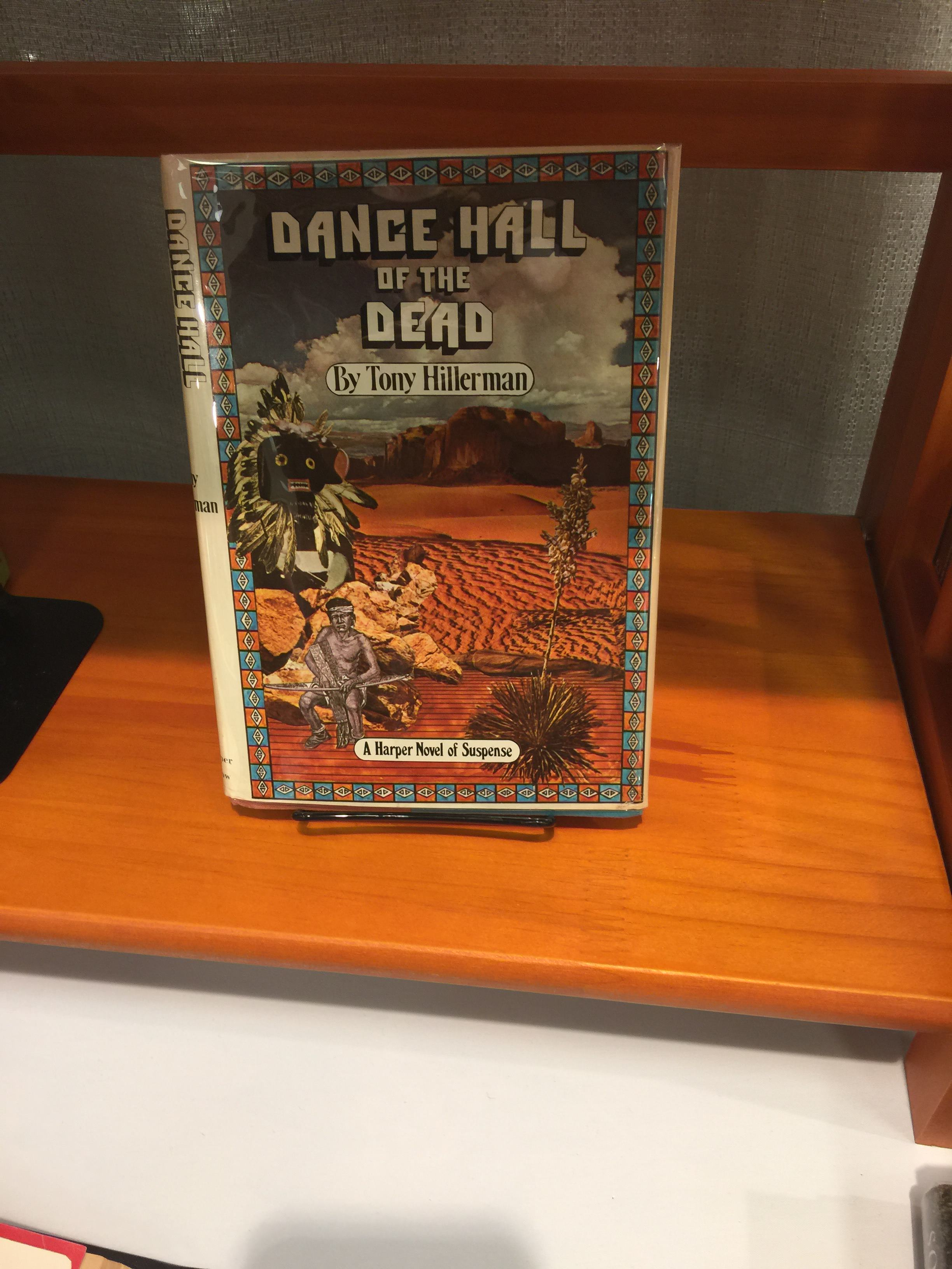 Dance Hall of the Dead by Tony Hillerman, first edition